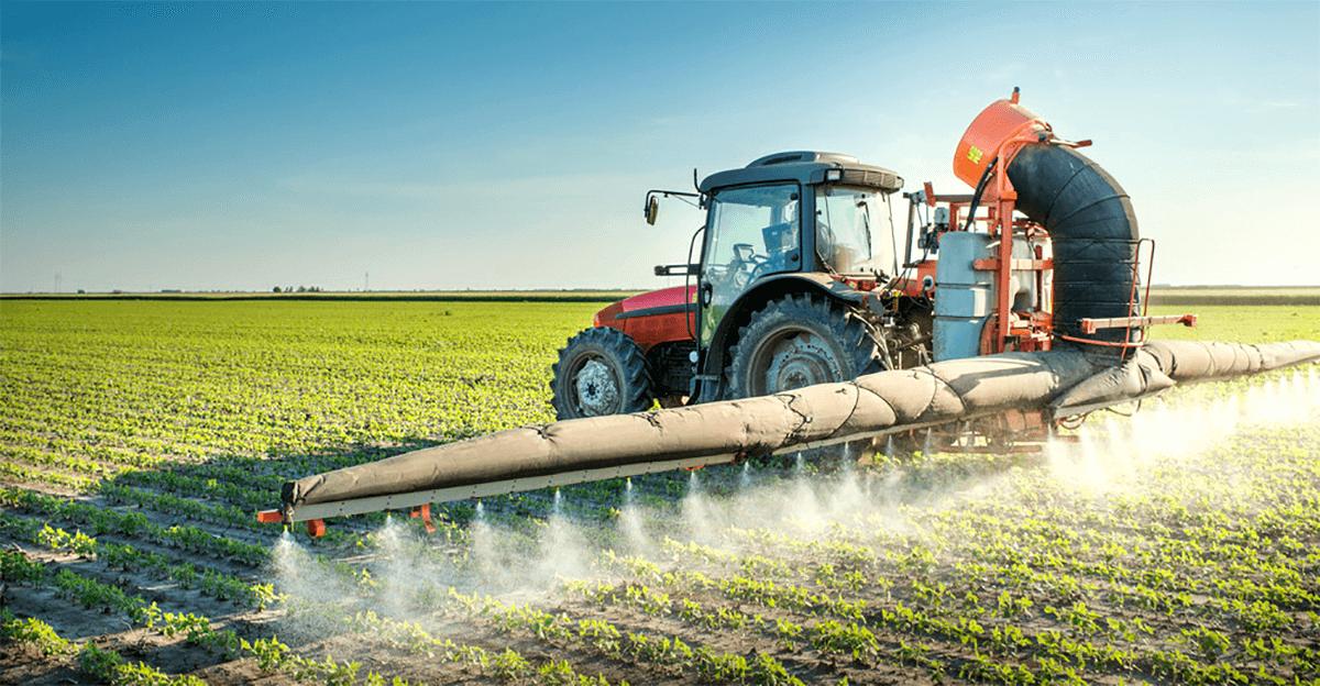 Uso de Agrotóxicos no Brasil