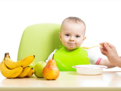 Orientação Nutricional para Bebês